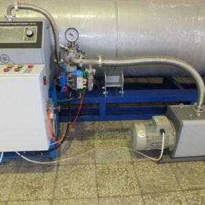 Течошукач гелієвий мас-спектрометричний ТИ1-50