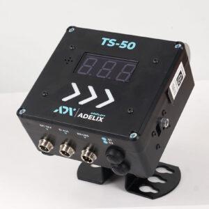 Безконтактний сканер температури TS-50