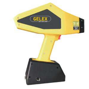 Лазерно-іскровий емісійний спектрометр «GELEX»